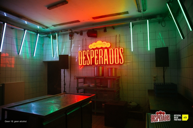 desperados adnight ade licht octostrip